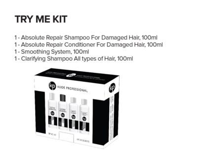 KODE Try Me Kit Repair Shamp/Cond