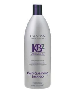 Ltr LNZ KB2 Daily Clarifying Shampoo