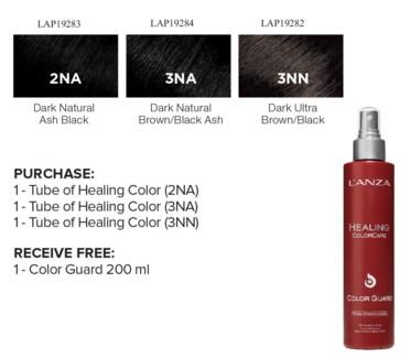 ! LNZ Colorcare Guard Buy3NEWShades