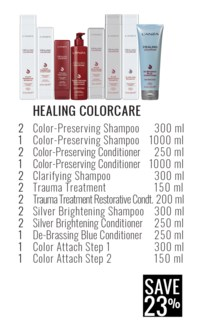 ! LNZ Colorcare Collection 2018