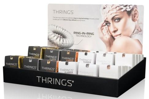 48PC Thrings Fashion Intro Hair Rings