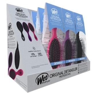 $ MKW 9pc Original Detangler Brush Dispa