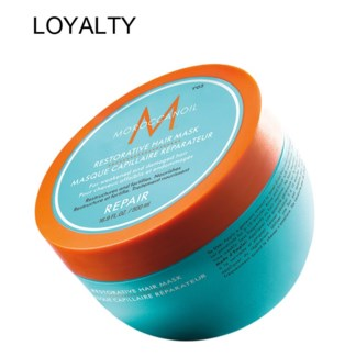 % 500ml MOR Restorativ Hair Mask LOYAL