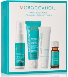 MOR Hair & Body Minis Kit ND18
