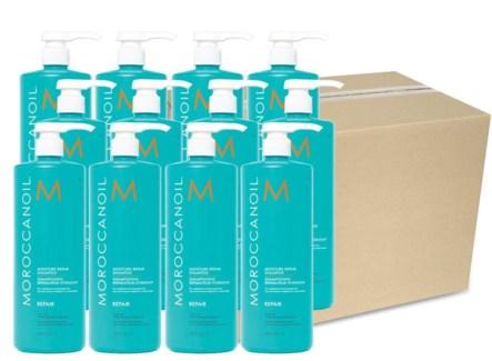 CASE 12 x Ltr MOR Moist Repair Shampoo