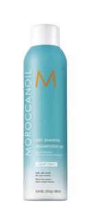 205ml MOR Dry Shampoo LIGHT TONES