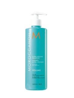 500ml MOR Extra Volume Shampoo 16.9oz