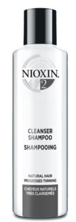 NEW NIOXIN 300ml System 2 Cleanser