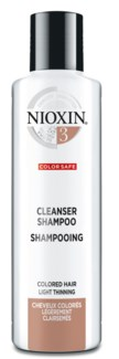 NIOXIN 300ml System 3 Cleanser 300ml