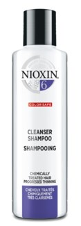 NIOXIN 300ml System 6 Cleanser 300ml