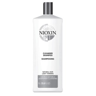 NEW NIOXIN Litre System 1 Cleanser
