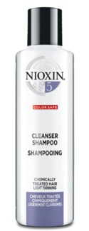 NIOXIN 300ml System 5 Cleanser 300ml