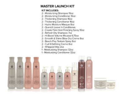 ! NEW ONESTA Master Launch Kit