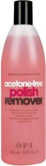 16oz Acetone Free Polish Remover