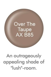 Soak-off Gel Over The Taupe