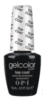 % 15ml Gelcolor Top Coat              CN