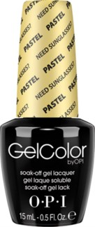 $ Need Sunglasses Gelcolor PASTEL