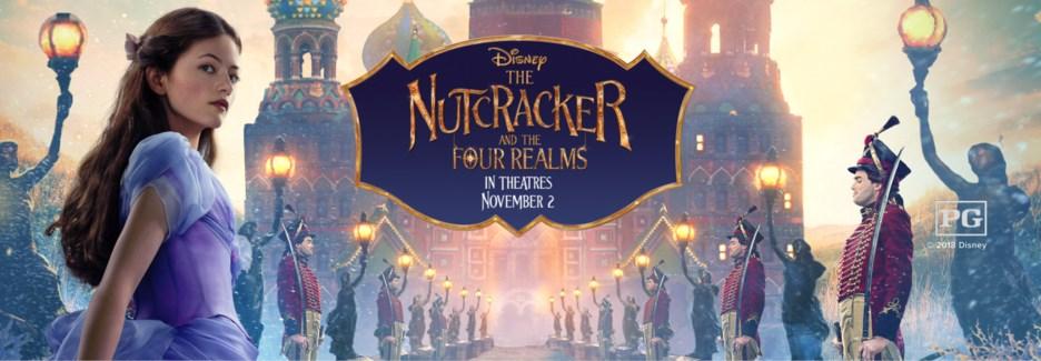 9PC NUTCRACKER Infinite Glitter HD18