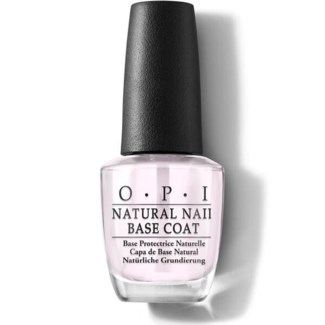 % 1/2 Oz Natural Nail Base Coat       CN