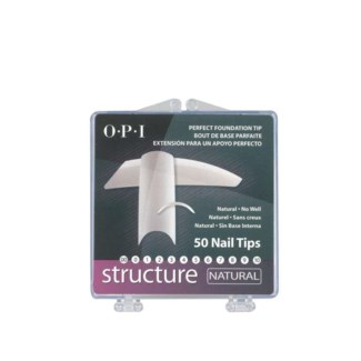 Size 10 Structure Nat Nail Tip