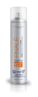 QTM 400ml Finale Spray Medium Hold