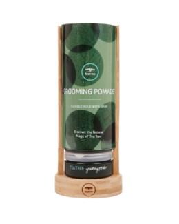 6pc Tea Tree Grooming Pomade Disp SO18