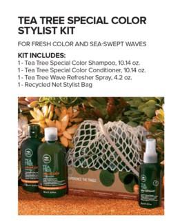 $HO Tea Tree COLOR Stylist Kit PM JA18