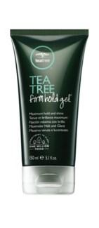 200ml Tea Tree Firm Hold Gel PM 6oz