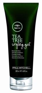 200ml Tea Tree Styling Gel PM 6.8oz