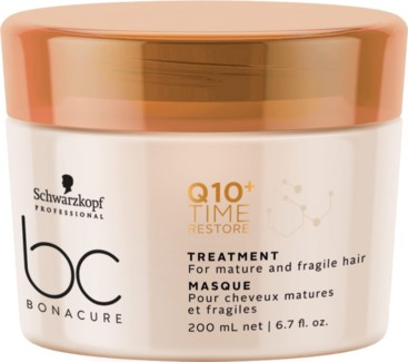NEW BC Q10+ TIME RESTORE TREATMENT 200ml