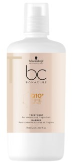 NEW 750ml BC Q10+ TIME RESTORE TREATMENT