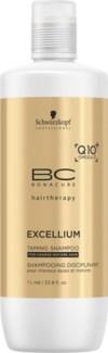 $ 1Ltr BC EXCELLIUM Taming Shampoo