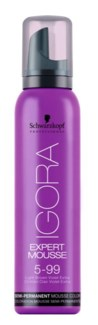 5-99 Lgt Brown Violet Expert Mousse