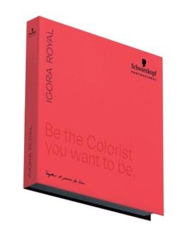 IGORA Royal Premium Color Chart