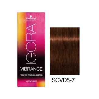 NEW VIBRANCE 5-7 Light Brown Copper