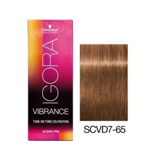 NEW VIBRANCE 7-65 Med Blnd Chocolate Gol