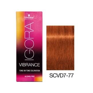 NEW VIBRANCE 7-77 Med Blonde Copper Extr