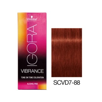 NEW VIBRANCE 7-88 Medium Blonde Red Extr