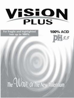 $ Vision Plus PH5.5 100 Acid Gray Perm