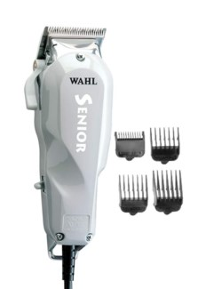 Wahl Senior Clipper W/4 Guides