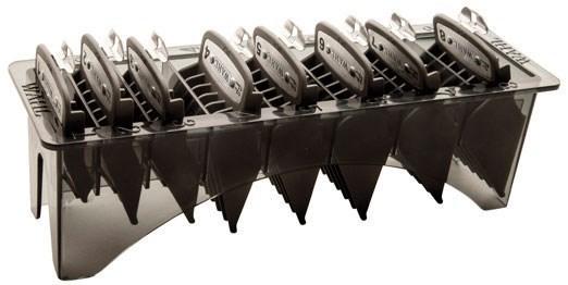 8 Premium Guide Combs Kit 53110 BLACK
