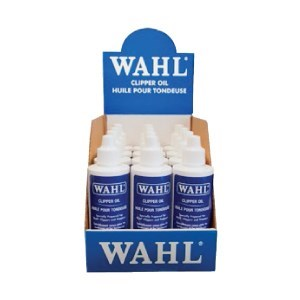 12PK Wahl Hair Clipper Oil 4oz 53320
