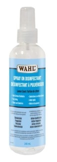 Wahl Spray On Disinfectant