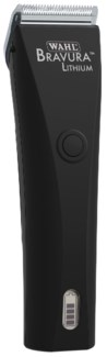 Bravura Lithium Matte Black Clipper