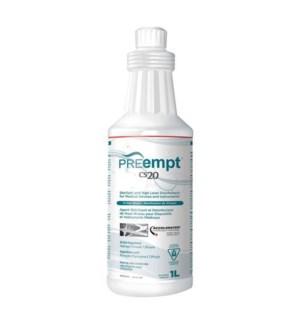 PPE PREempt Litre CS20 7% Peroxide ACCEL   CNBO