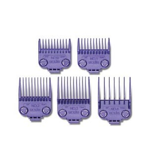 SMALL Blade Comb Pack MAGNETIC 5PC