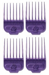 Large Magnetic Purple Guide Combs 5pk