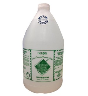 Acetone Polish Remover Gallon