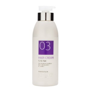 500ml BIO 03 Curly Hair Cream 254109