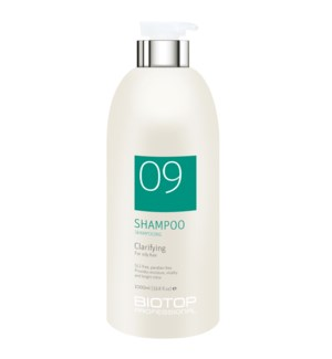 1000ml BIO 09 Clarifying Shamp 254857